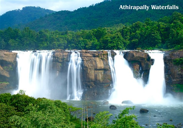 Valparai & Athirapally All Inclusive 3 Days Tour Package from Arni to Arni.