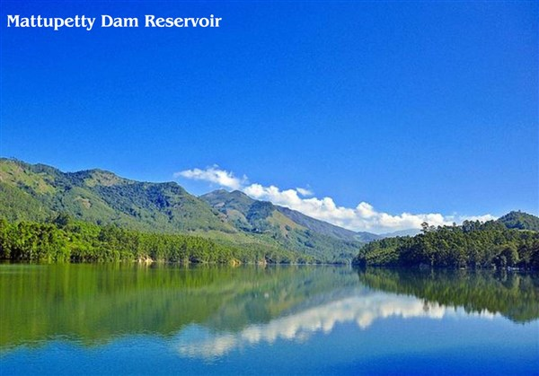 Munnar 2-Days Sightseeing Tour from Arni to Arni.