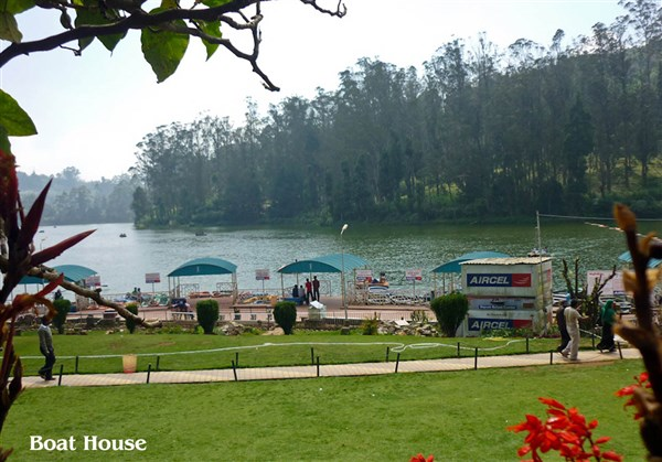 The Lake, Ooty - Karthi Travels | Polur - Mysore & Ooty Tour