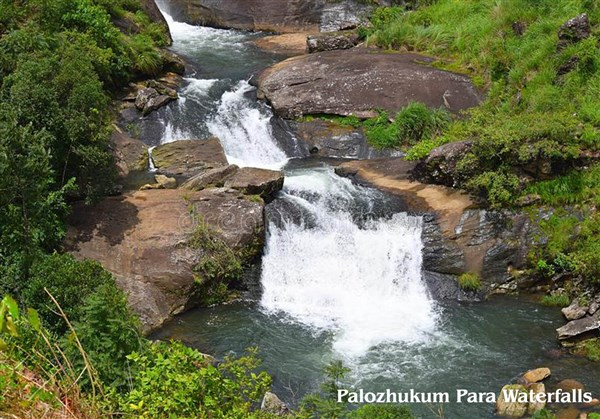 Palozhukumpara Waterfalls, Vagamon - Karthi Travels | Ambur - y Tour