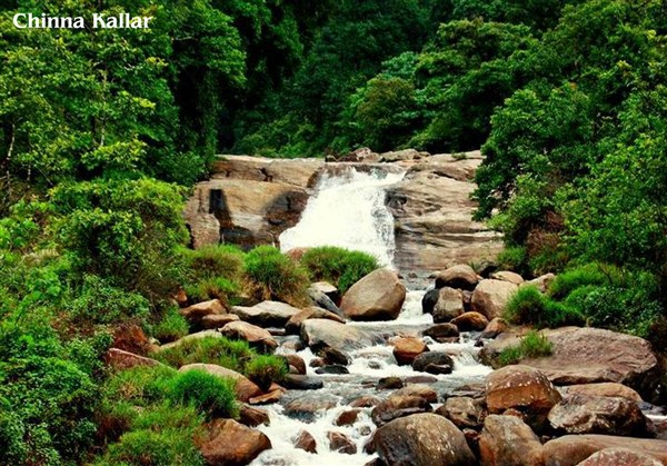 Valparai 2-Days Sightseeing Tour from Arni to Arni.