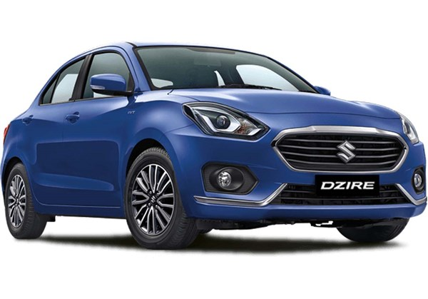Book dzire in Vellore from Karthi Travels