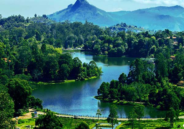 Kodaikanal 2  day tour from Vellore
